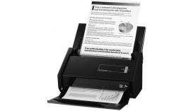 Представлен новый сканер для документов Fujitsu ScanSnap iX500